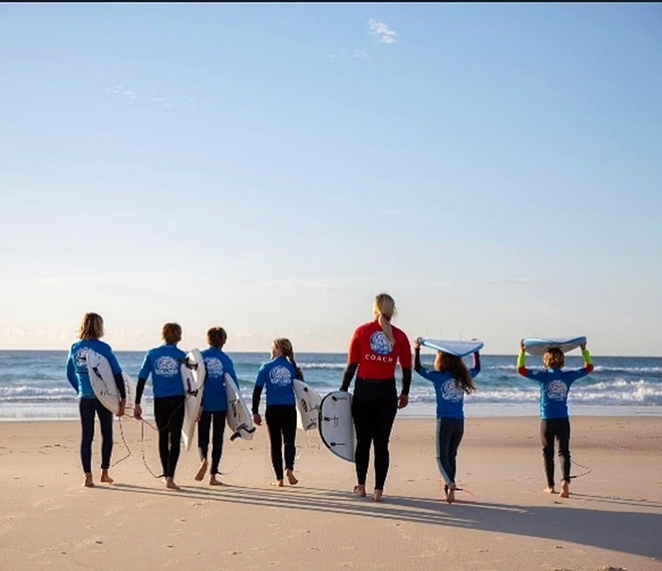 port stephens surf school, gift vouchers, experience gift vouchers, port stephens, nelson bay, NSW, gift, surfing, learn to surf, learn to SUP, present ideas,