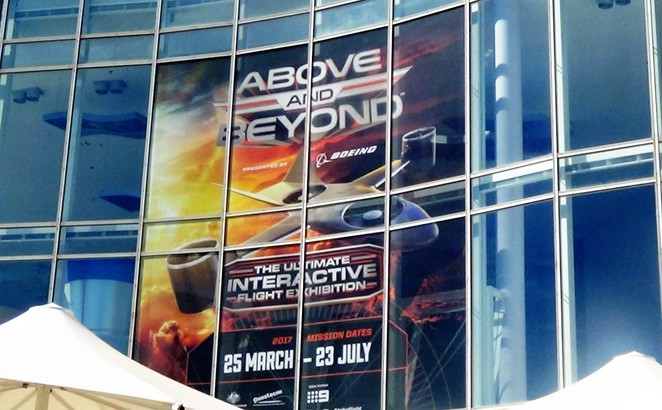 Questacon: Above and Beyond Expo