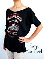 Restyle Your T-shirt