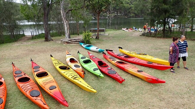 river canoe club new south wales