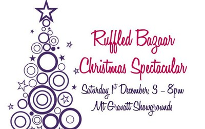 Ruffled Bazaar Twilight Christmas Spectacular