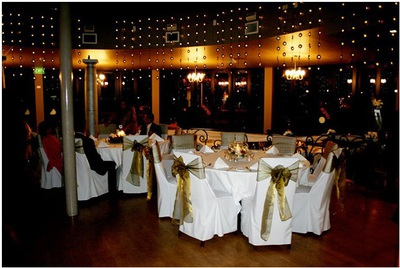 Setting up mood and ambiance during functions