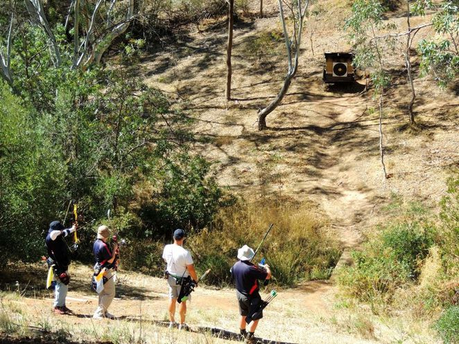 shepherds hill recreation park, adventure day, recreation park, free things to do, fun for kids, bike trails, guided tour, friends of the shepherds hill recreation park, eden fields archers, come and try