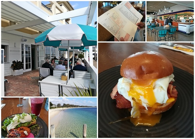 shoal bay country club, mermaids cafe, best breakfast cafe, nelson bay, shoal bay, NSW, port stephens, breakfast, coffee, views, best coffee, lunch, dinner, live music, family,