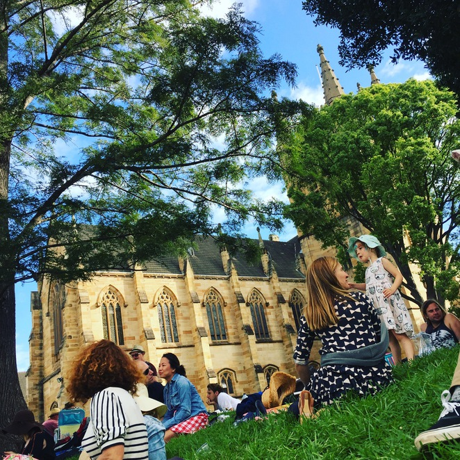 So Frenchy So Chic, St John's College, University of Sydney, SFSC, Sydney