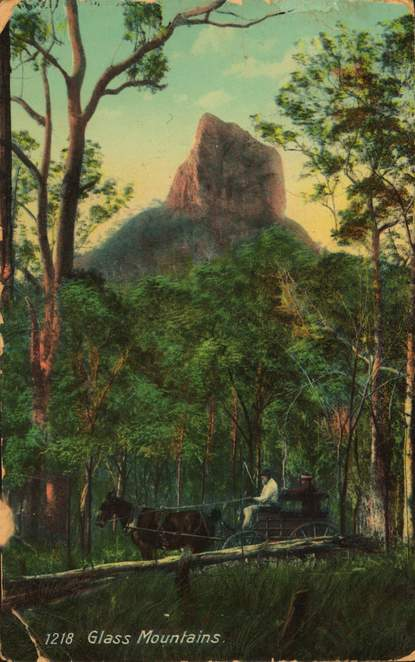 State Library of Qld Glass House Mountains