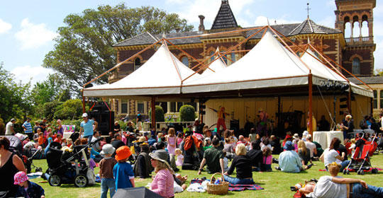 Teddy bears picnic at rippon lea melbourne by food of the soul large image negle Images