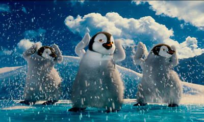 The kids will love watching Happy Feet 2 at 5.40pm, followed by The Lorax at 6.25pm