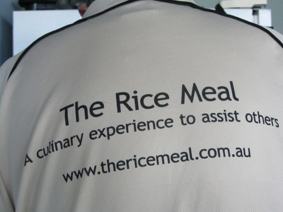 The Rice Meal