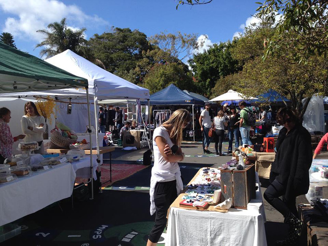 Manly Food Markets Produce