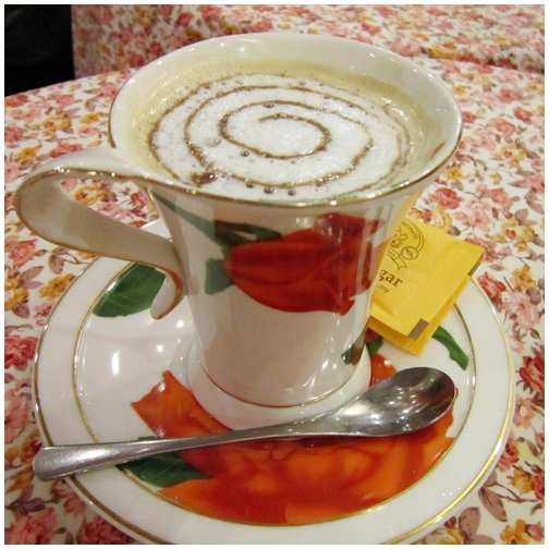 Winter Warmers Tea and Coffee House, Bone China, penang, Italian coffee, bone china coffee cup