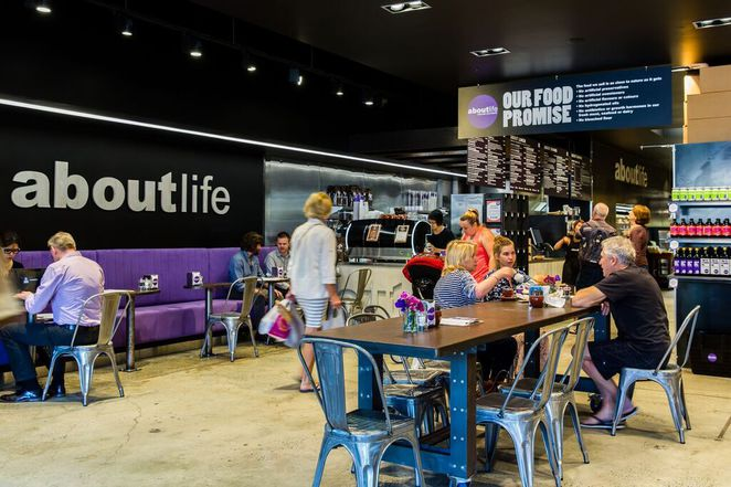 about life melbourne, wholefoods cafe port melbourne, about life grocery port melbourne