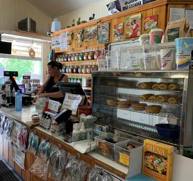 Amamoor Township, Amamoor National Park , Amamoor State Forest, General Store Amamoor, Mary Valley Rattler, Click Clack Cafe, Turntable, Food at Amamoor, Art at Amamoor, Food at Amamoor, Grocery at Amamoor