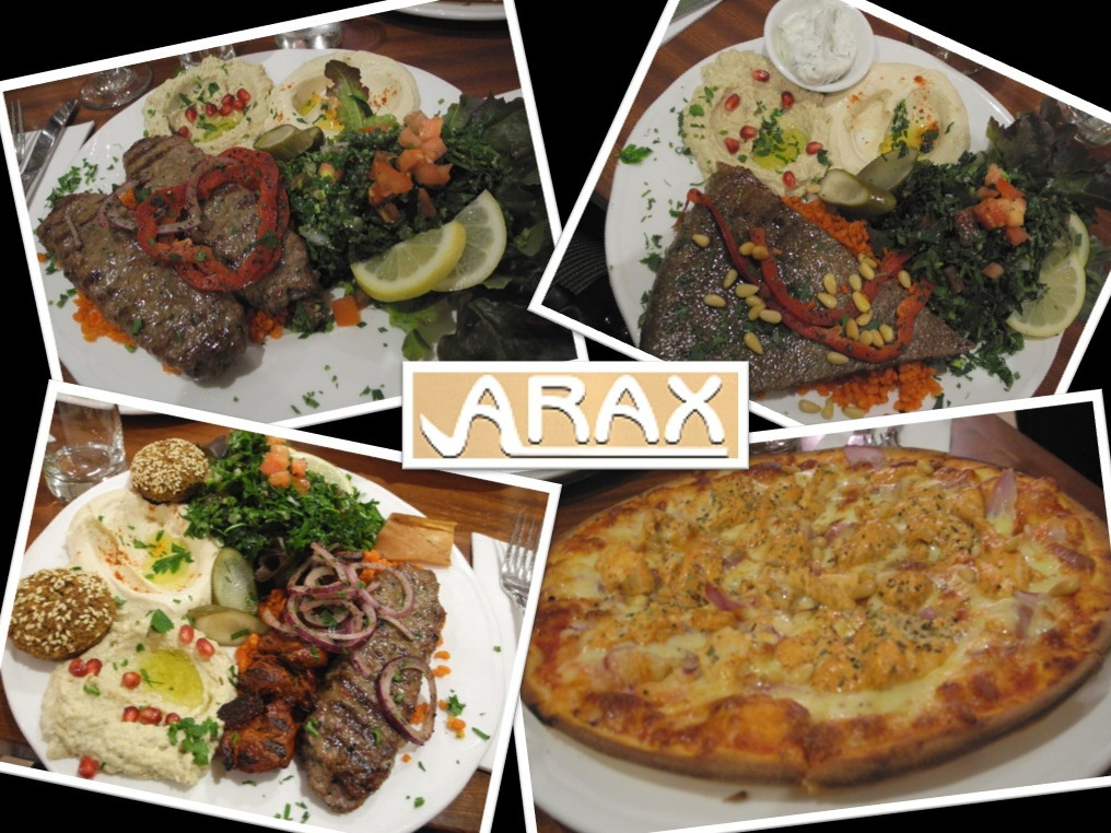 Arax lebanese cuisine wood fire pizza sydney for Authentic lebanese cuisine