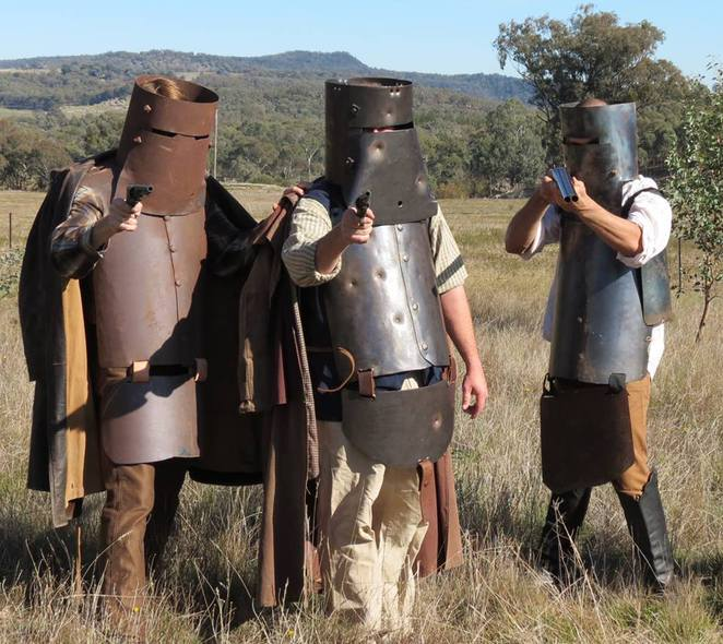 Beechworth Ned Kelly Weekend