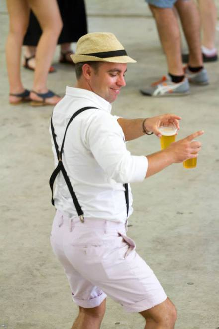 Beer Day out 2015, Canberra, Old Bus Depot Markets, Fruggi, beer, cider, ACT,