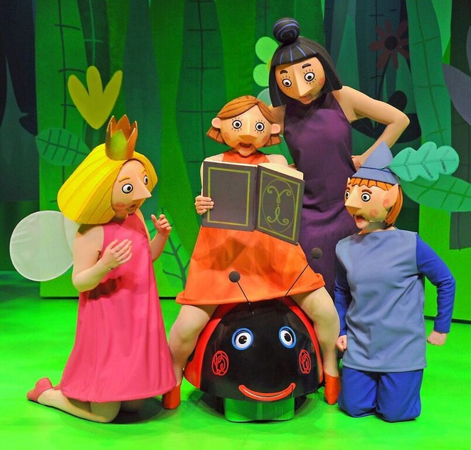 Ben & Holly's Little Kingdom LIVE