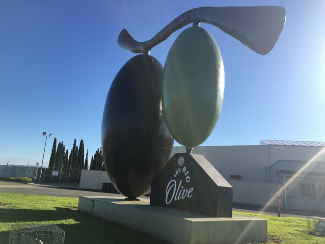 big things, australia, road trip, attraction, tourist, queensland, melbourne, adelaide, victoria, south australia, big olive, big olive company, tailem bend, olive