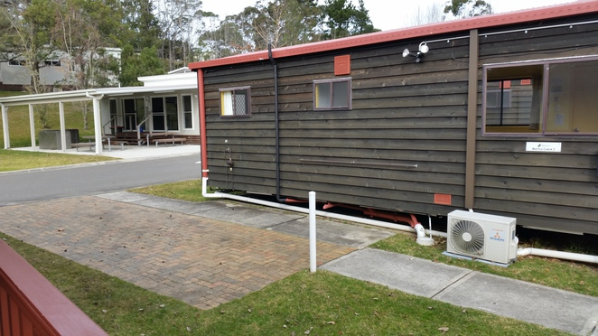 blackheath glen, free and cheap accommodation, blue mountains