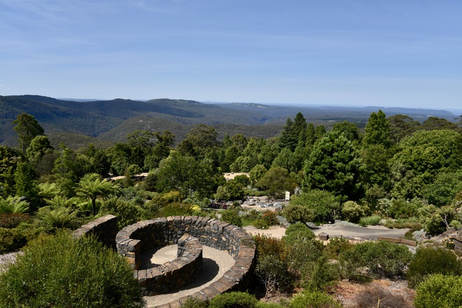 Blue Mountains Botanic Garden Mt Tomah, Tomah Gardens Restaurant, Mt Tomah, Botanical Gardens, Blue Mountains