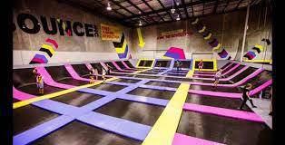 bounce, trampoline, activity