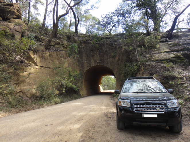 bullio tunnel nattai National park