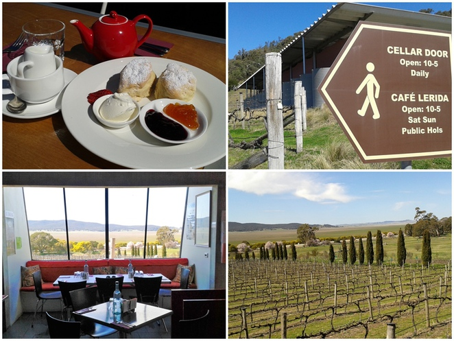 cafe lerida, lake george, federal highway, canberra, ACT, wineries, canberra wine district