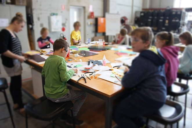 canberra glassworks, canberra, ACT, school holiday activities, september, 2017,