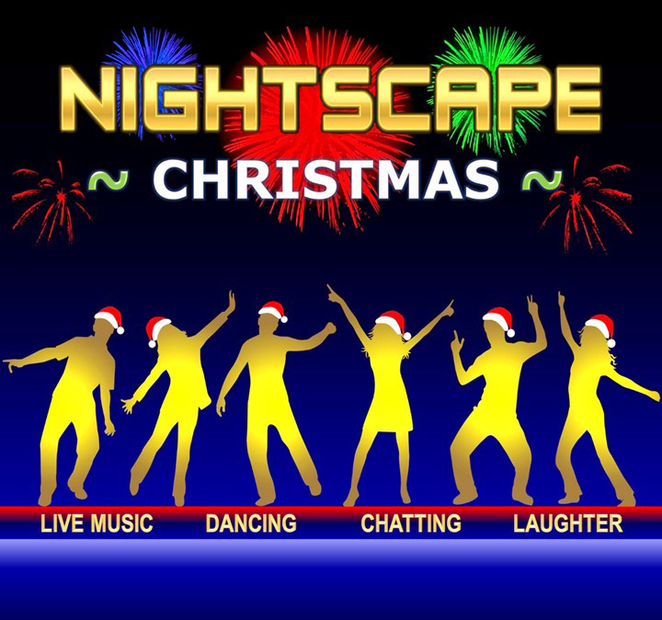 Nightscape Christmas - Community Social Event