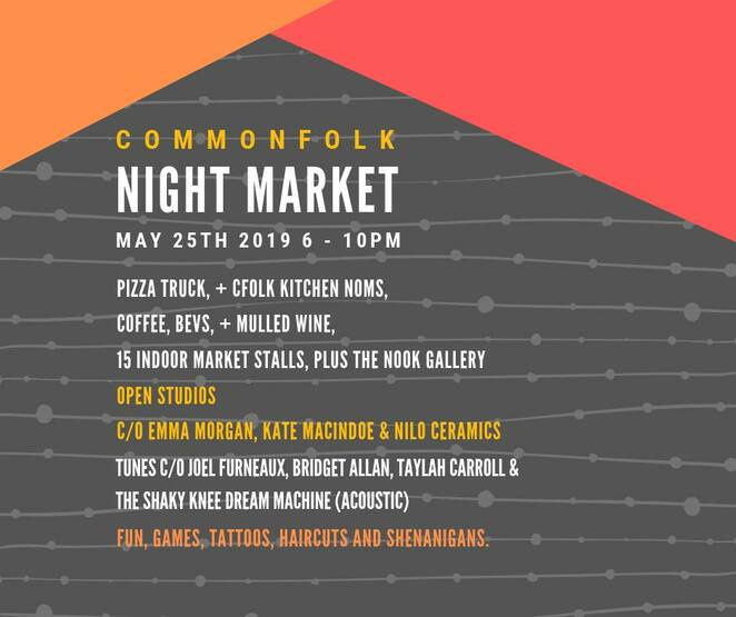 commonfolk coffee night market
