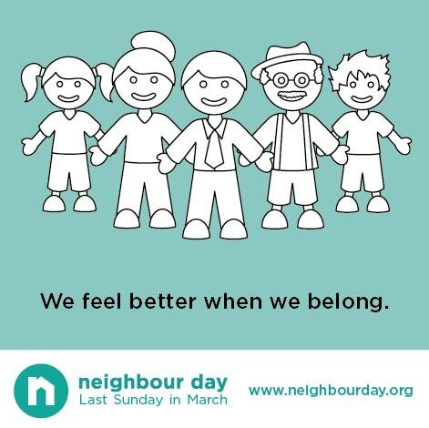 Connect this Neighbour Day 2020