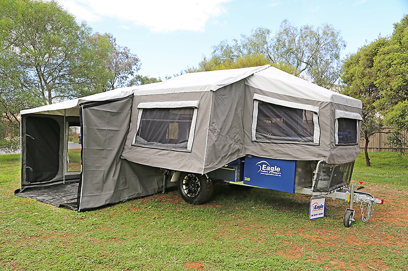 Perfect  Australia  Pop Tops  Camper Trailers  Caravans  Goldstream RV