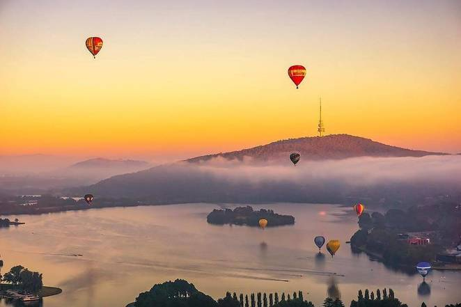 enlighten festival, canberra balloon spectacular, 2018, canberra day long weekend, 2018, events, festivals, whats on, simplycheeky,