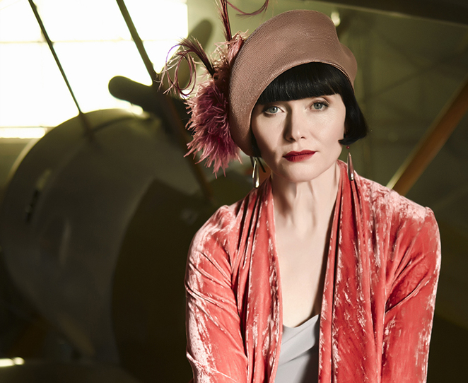 festival of phryne, 1920s garden party at rippon lea, miss fishers murder mysteries, miss fisher costume exhibition