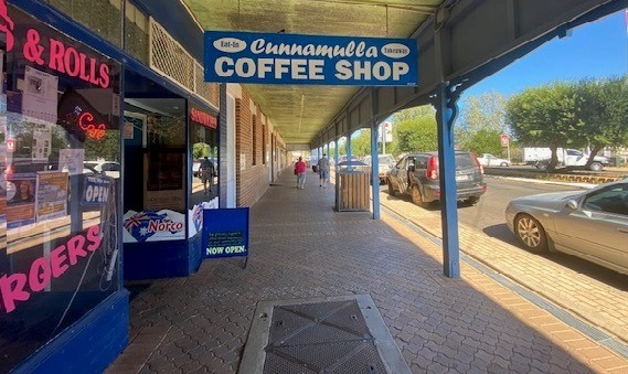 Food & Drink, Lunch, Cunnamulla, Places of Interest, Outback, Queensland