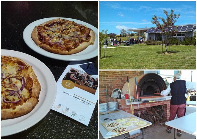 four winds vineyard, canberra, murrumbateman wine district, NSW, families, wood fired pizza, lunch, wines, cellar door, kids, families,