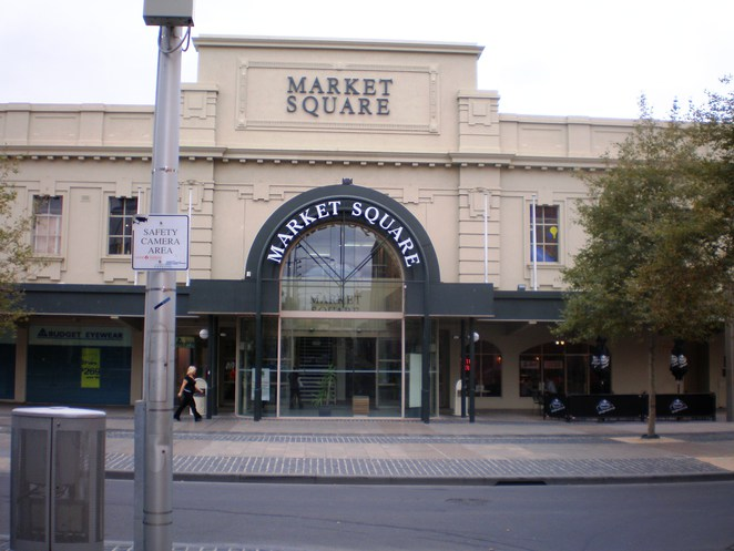 Market Square, Geelong