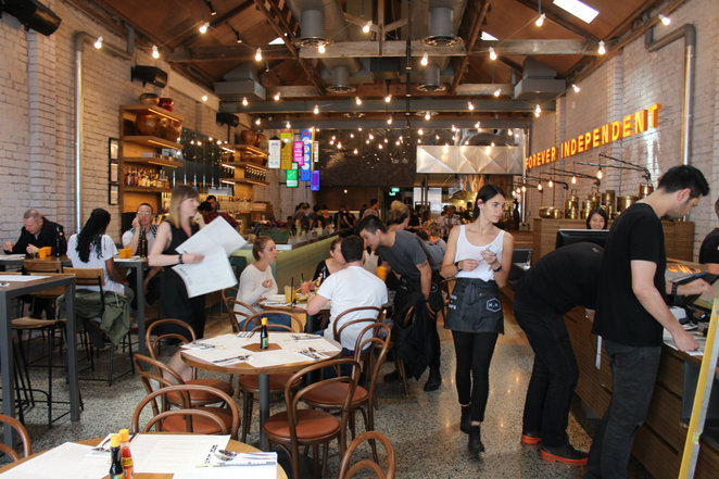 hawker hall, windsor, restaurant, hawker style food, beers, food hall, chin chin, baby, kong, benjamin cooper, damian snell, chefs, chris lucas, menu, craft beer, tap beer, cider tap, wine taps, international food, asian food