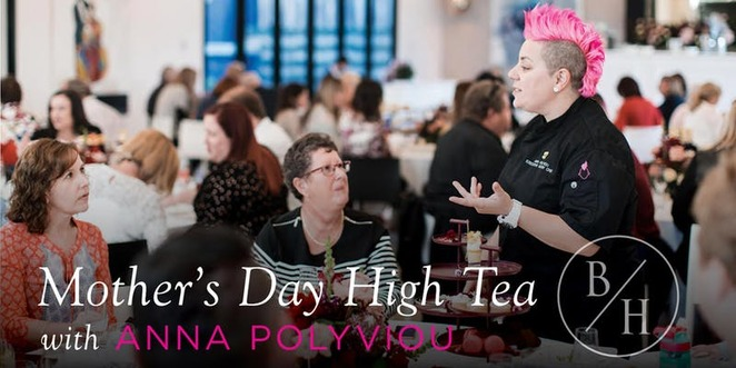 high tea with anna polyviou