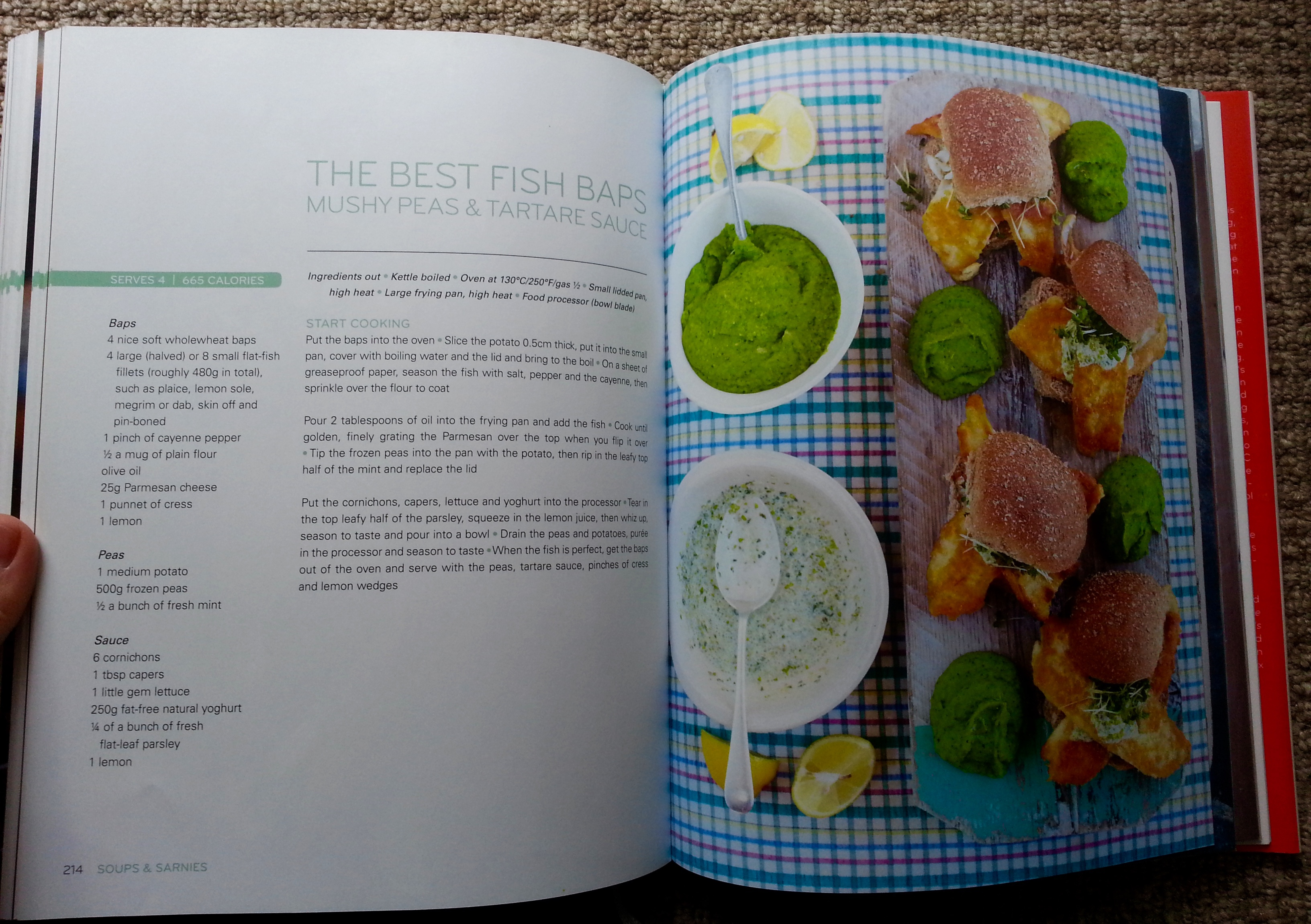 Jamies 15 minute meals book review everywhere jamies 15 minute meals jamie oliver recipe book best fish baps forumfinder Images