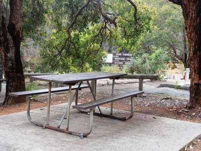 Picnic enthusiasts are spoilt for choice at the John Forrest National Park.