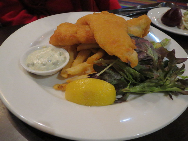 Lakefront Bar and Bistro, Lakes Fish and Chips, Adelaide
