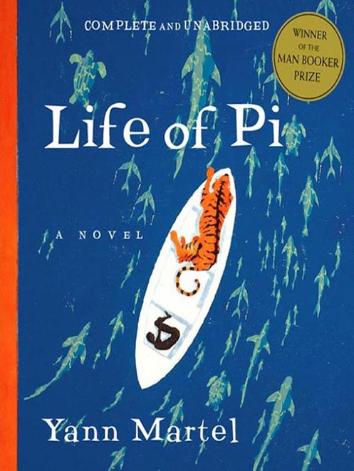 Life of Pi, must read, top reads