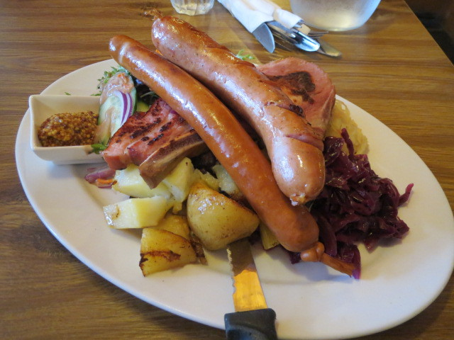 Lyndoch Bakery and Restaurant, Bavarian Banquet, Adelaide