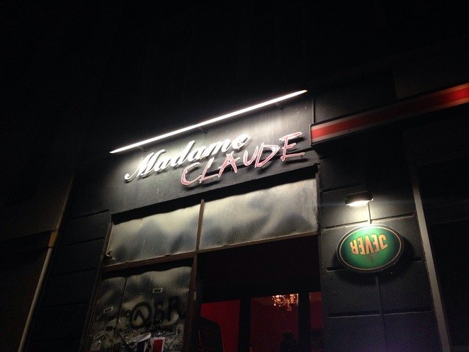 madame claude, bar, kreuzberg
