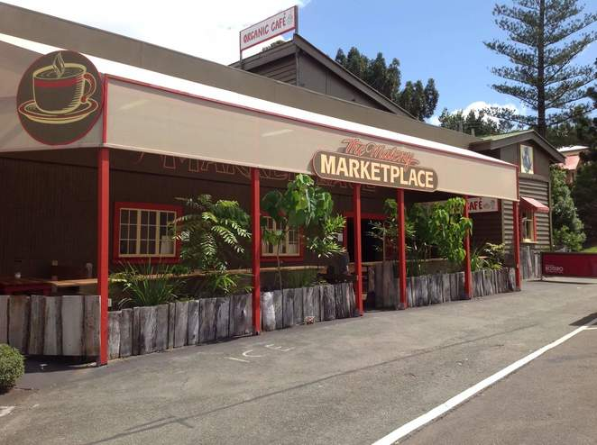 Maleny Marketplace cafe