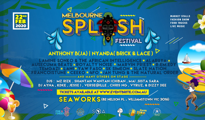 Melbourne Splash Festival