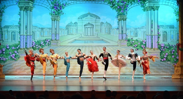 Moscow,Ballet