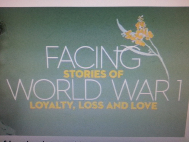 Museum Of Brisbane, Facing WWI: Stories of Loyalty, Loss and Love, Brisbane Greeters ANZAC tour