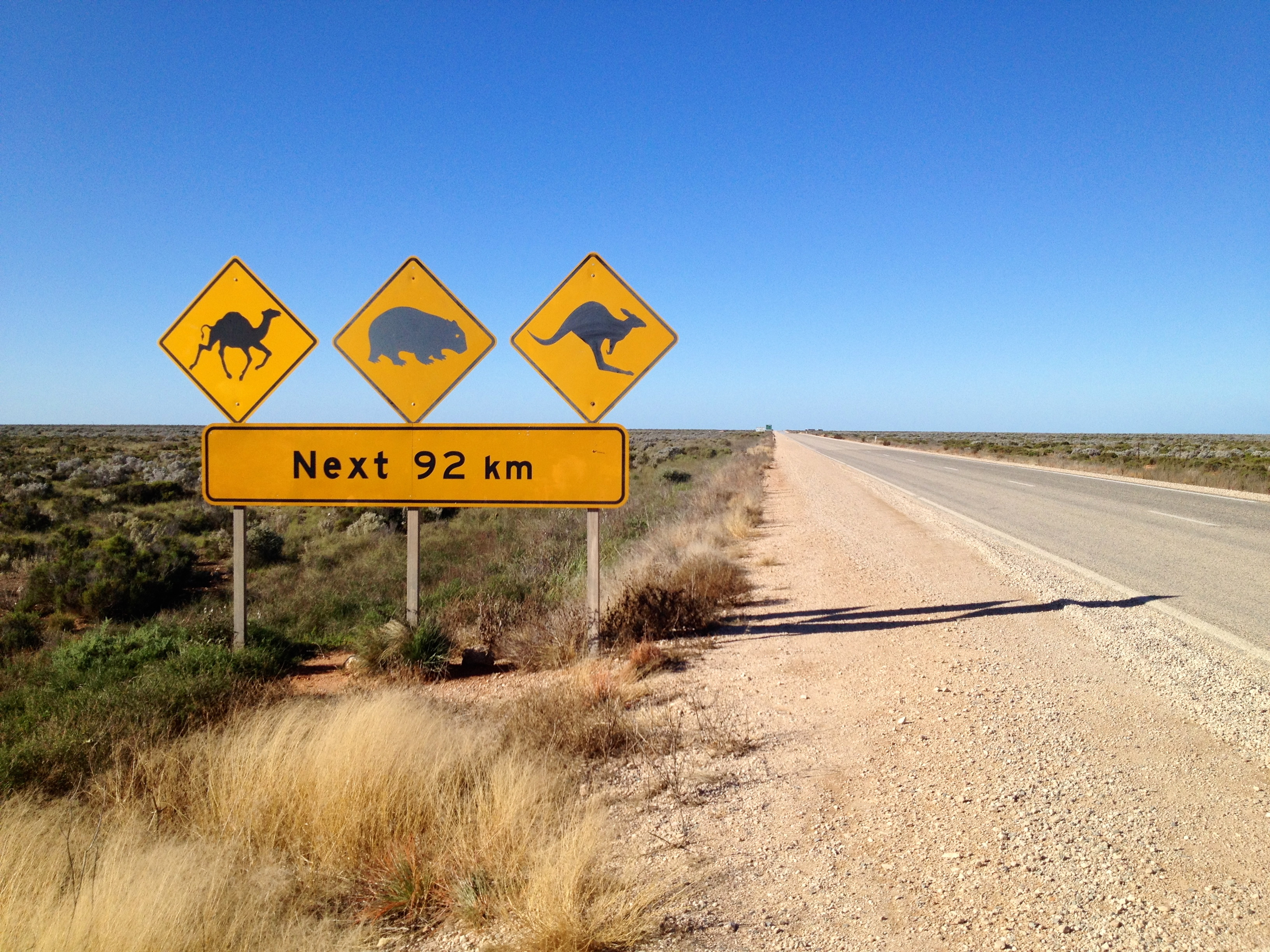 Nullabor Desert Roadtrip - Perth